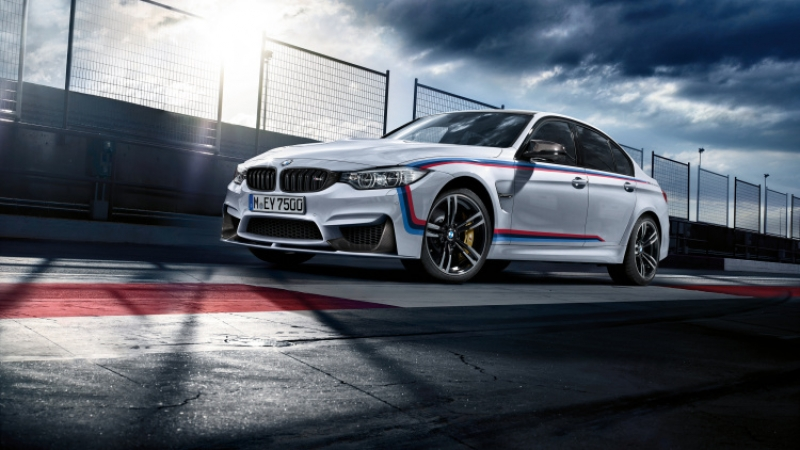 BMW teases new M Performance Parts ahead of SEMA 2016