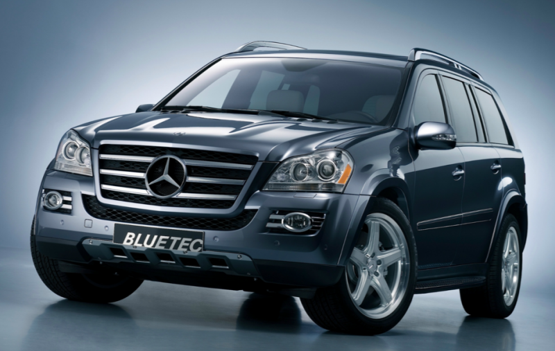 Mercedes vehicles using BlueTEC diesel technology contain defeat devices