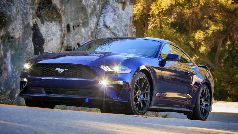 Ford Mustang Hybrid Coming in 2020