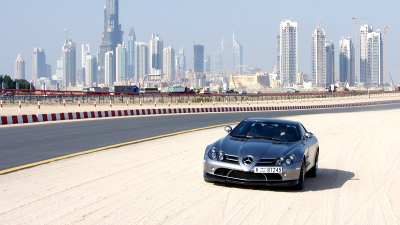 Dubai Police impounded 81 vehicles for illegal street racing!