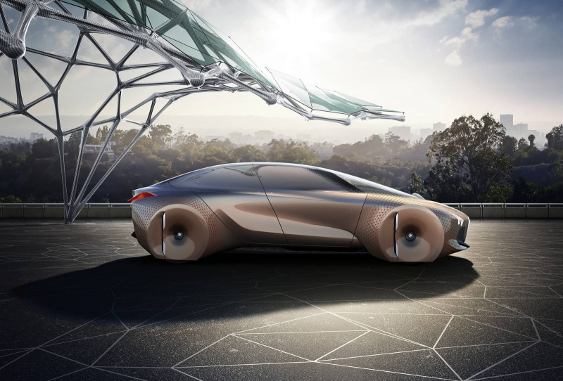 The stunning BMW Vision Next 100 marks the brand's anniversary
