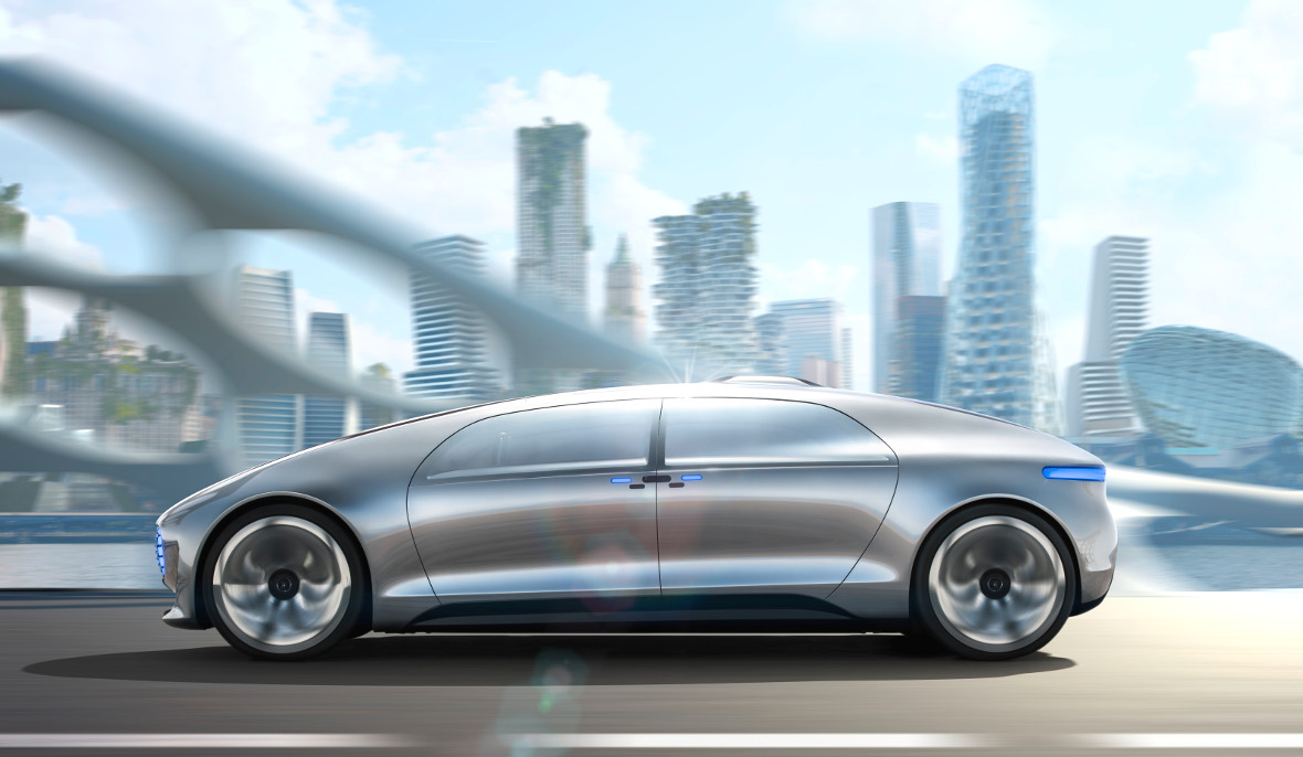 Mercedes-Benz will offer on-demand driverless limousine