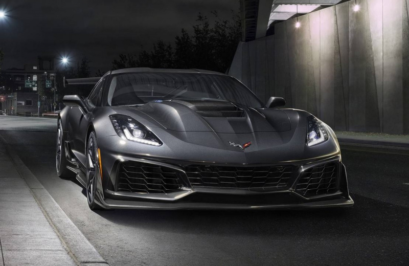 2019 Chevrolet ZR1- The most powerful Corvette ever created