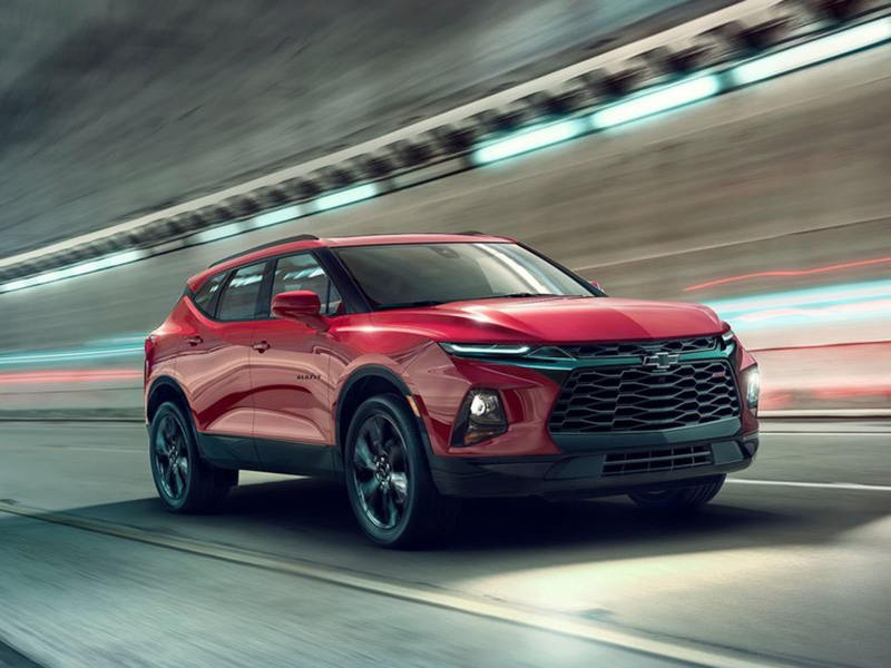 The Chevrolet Blazer Is Back