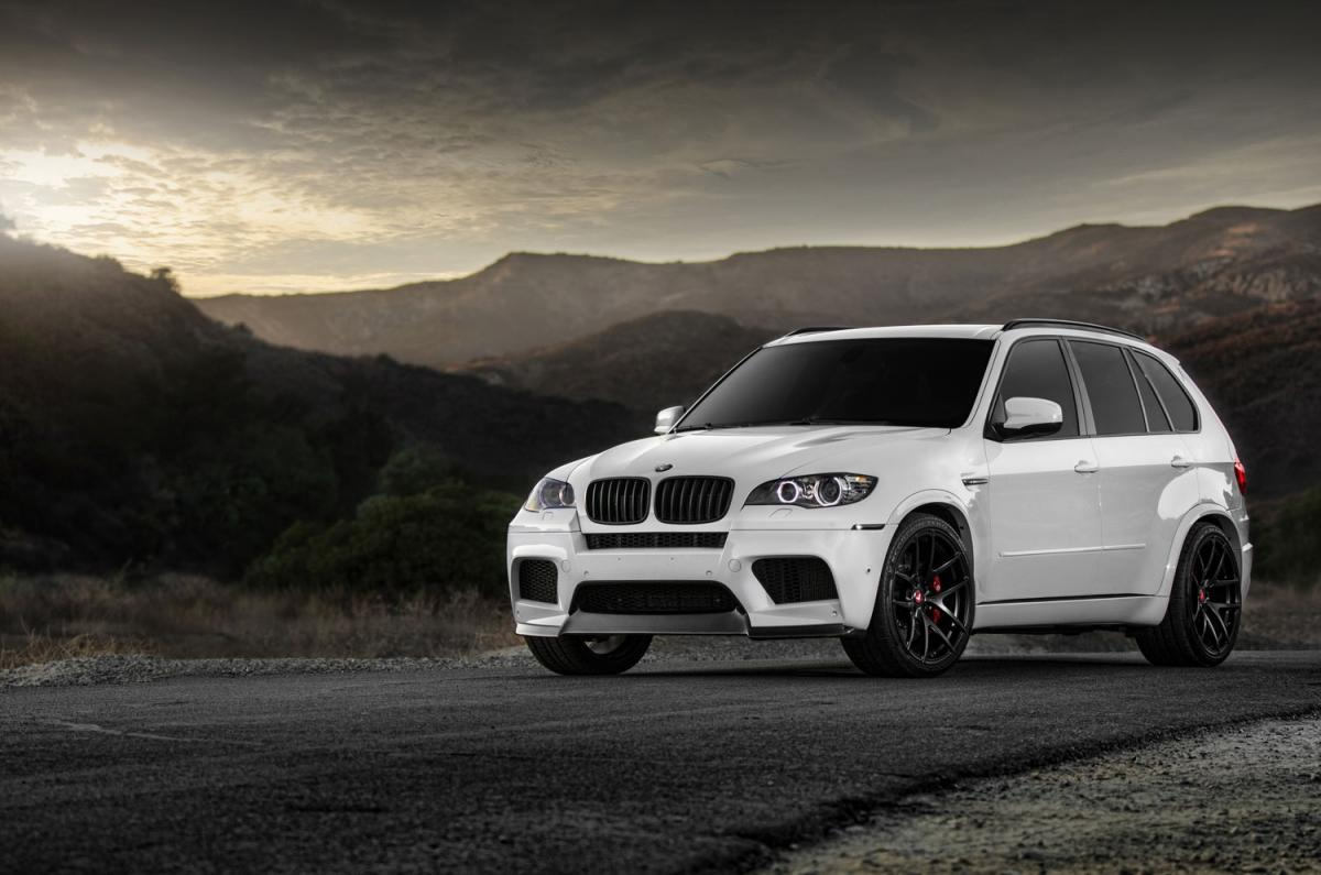 700 Horsepower for BMW X5 M