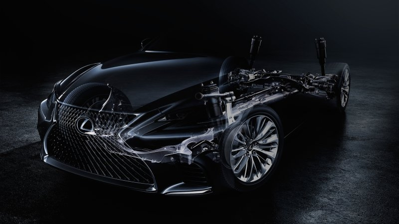 Lexus to debut its LS luxury sedan this January
