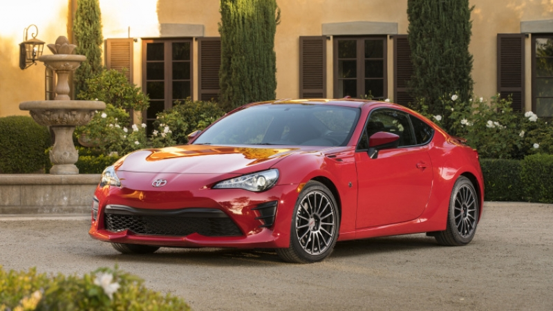 2017 Toyota 86 – All The Performance You Really Need