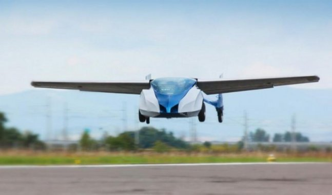 AeroMobil flying car prototype is ready!