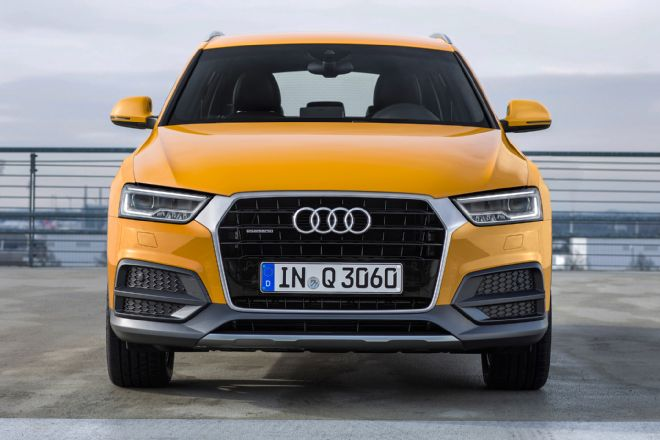The new Audi Q3: the first details