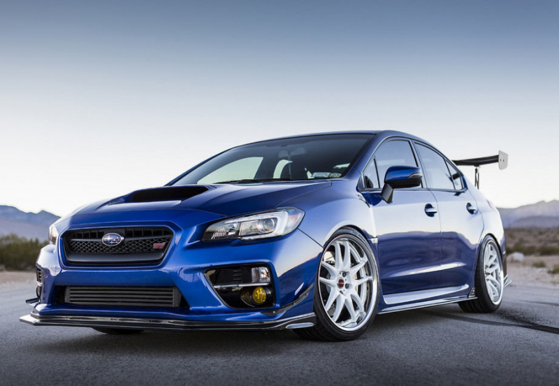 Subaru has just revealed the pricing for the 2018 WRX and STI