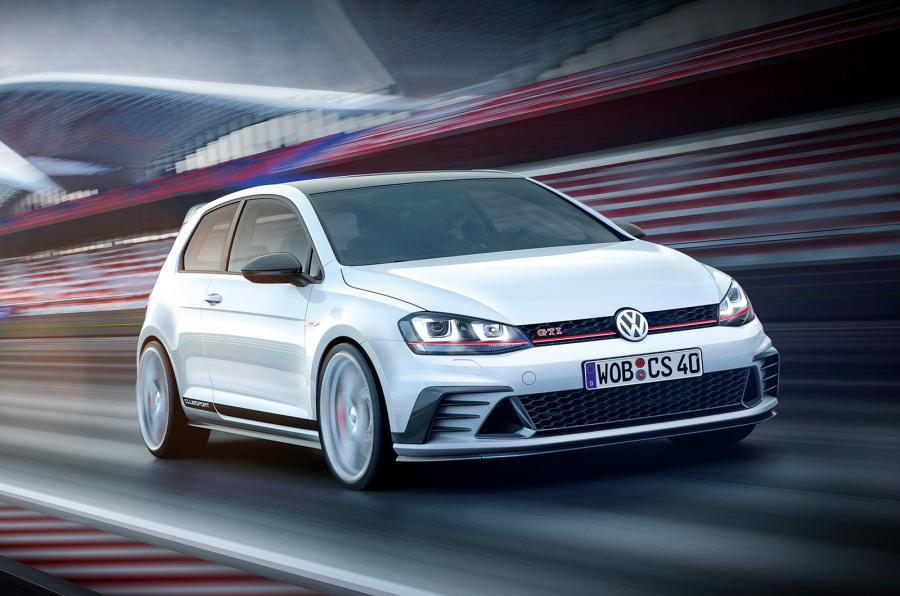 Volkswagen Golf GTI Clubsport will arrive in 2016