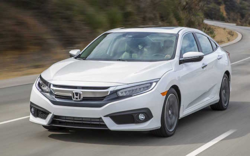 Honda stops sales of some 2016 Civic models
