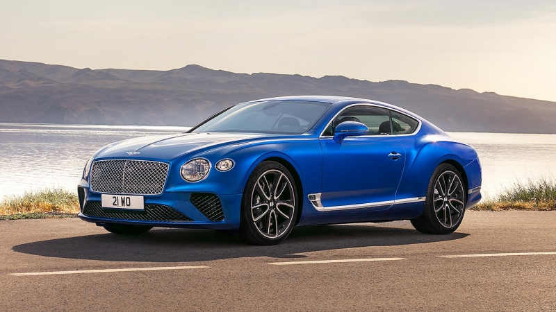 The Speed 6-inspired 2018 Bentley Continental GT was worth the wait