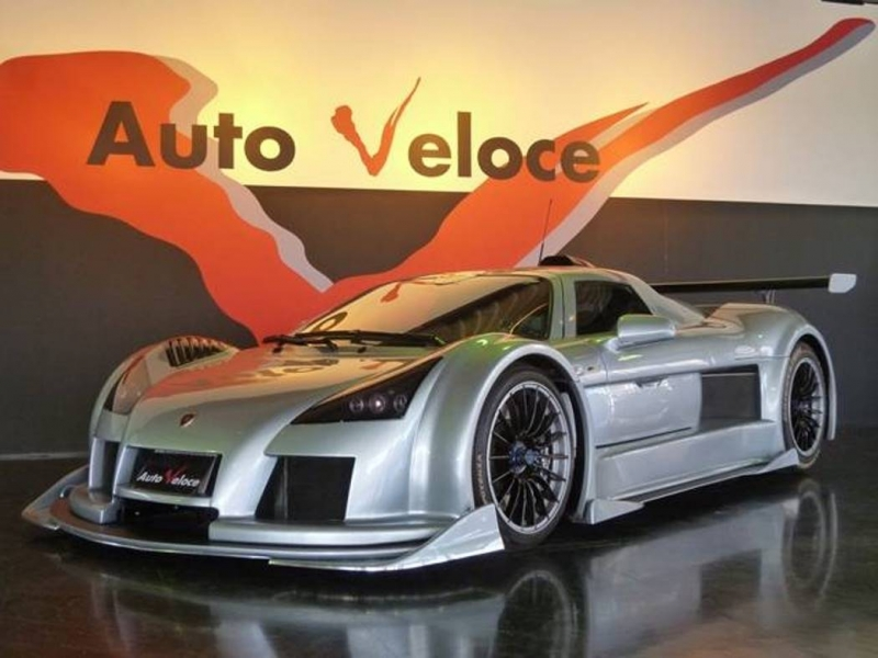 Exclusive offer with Gumpert supercars for sale in Japan