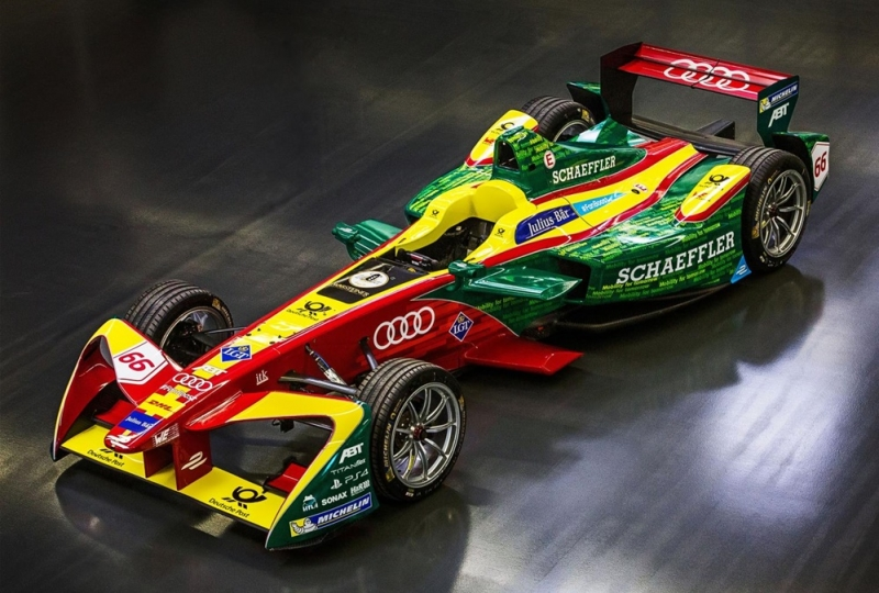 Audi Formula E Plan goes official!