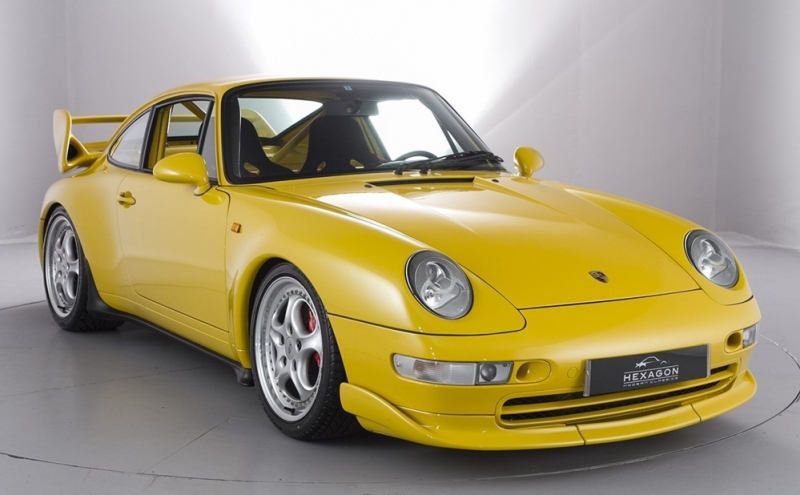 1995 Porsche 993 RS Clubsport for sale