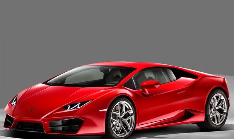 Drivers preferring rear-wheel-drive marques can now choose a Lamborghini Huracan