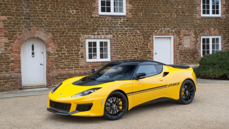 Get ready for a perfect ride on the new Lotus Evora 410