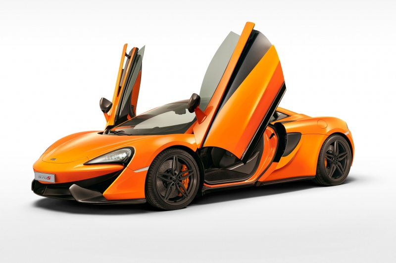For the very first time you can LEASE 2 of McLaren's supercars