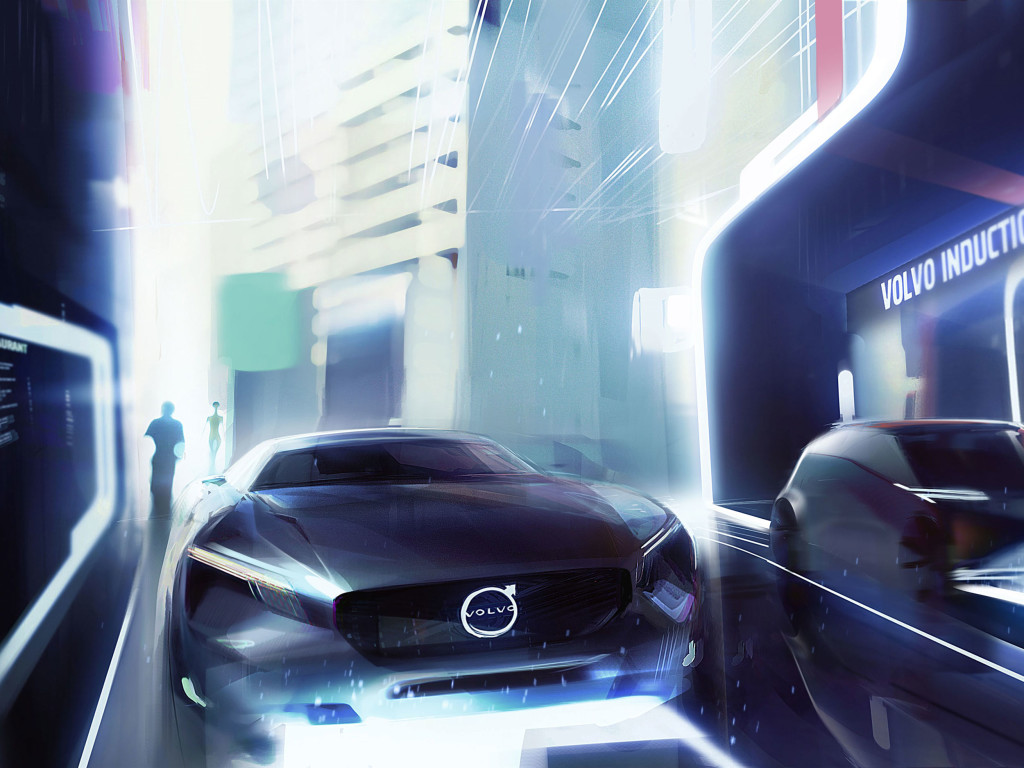Any Volvo car will be soon available in an all-electric version