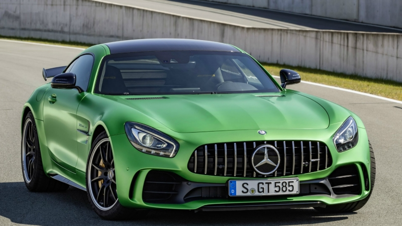 Mercedes-AMG GT R is cheaper than we expected it will be