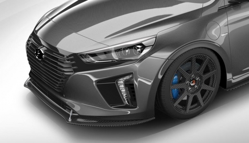 Hyundai previews its Bisimoto HyperEconiq concept