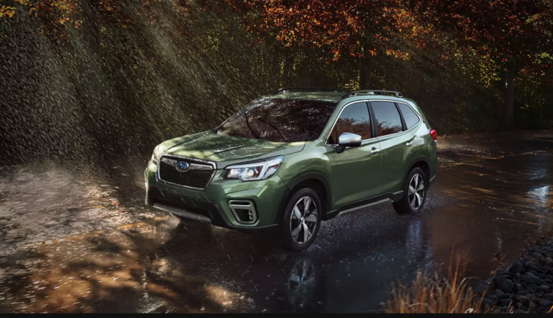 The astonishing 2019 Subaru Forester Gets Revealed
