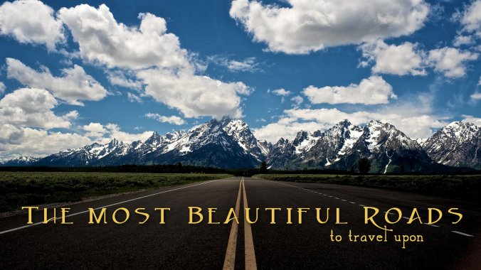 The Most Beautiful Roads In The World To Travel On
