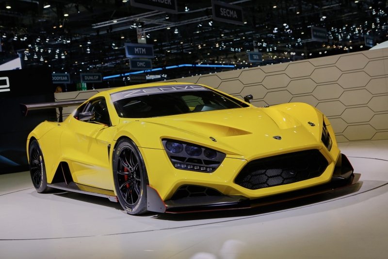 Meet and greet the 2017 hyper car Zenvo TS1 GT