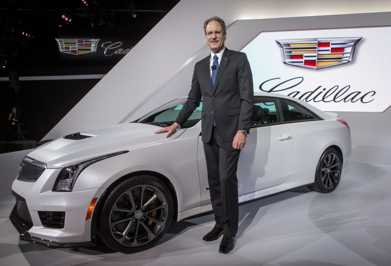 Cadillac will continue developing diesel engines despite the VW emissions scandal