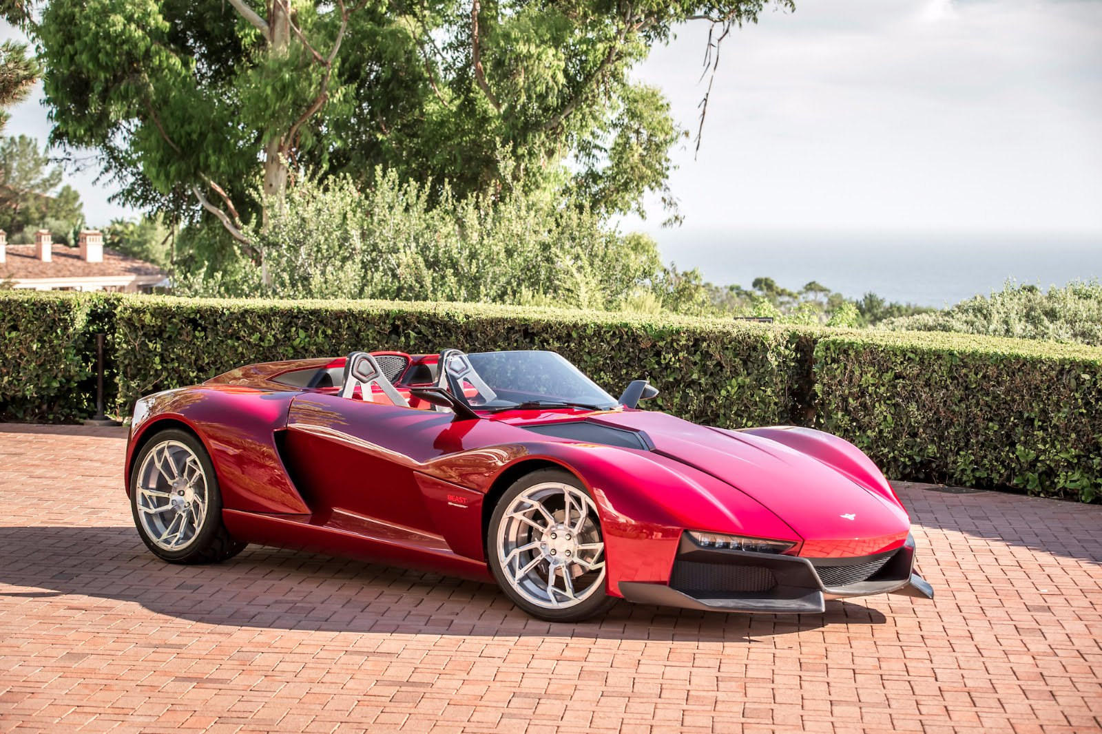 Vote for the Beast X from Rezvani automaker