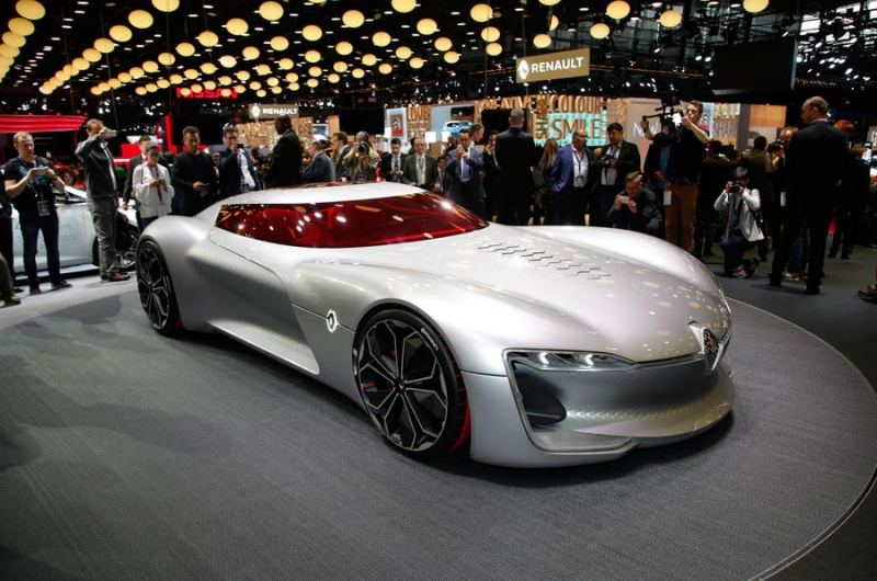 5 Best Cars Revealed At The 2016 Paris Motor Show
