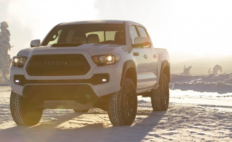 2017 Toyota Tacoma TRD Pro Off-Roader, Starts at $41,700
