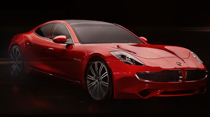 The Karma Revero is back, and it looks very familiar