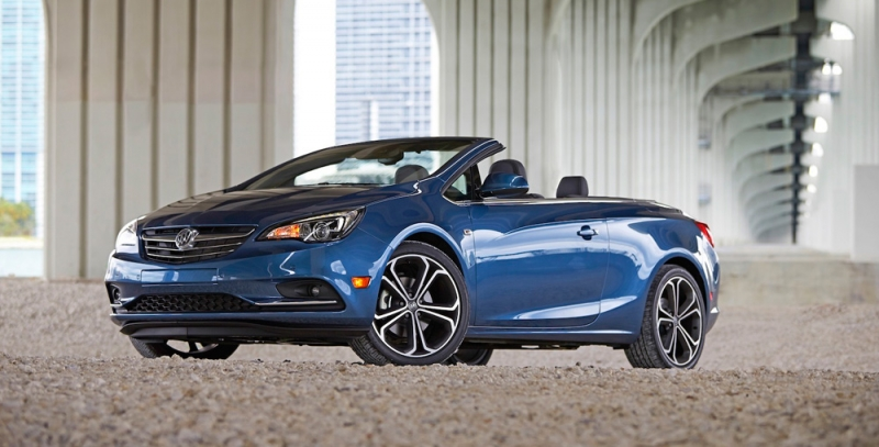 5 Great Convertibles For An Unforgettable Summer!