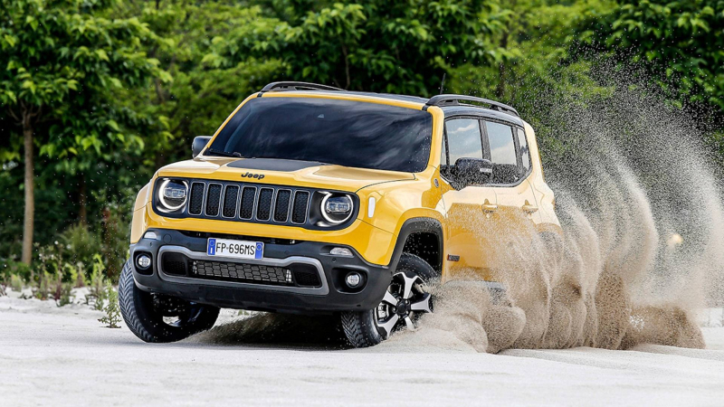 2019 Jeep Renegade Introduced In Europe