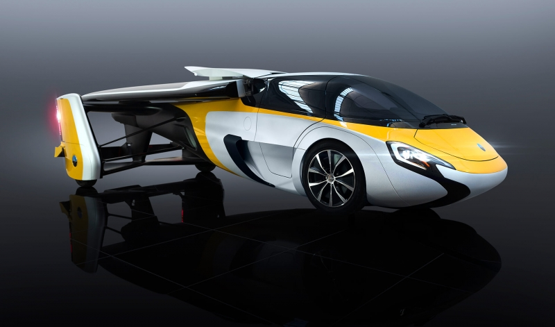 AeroMobil's flying car gets a hybrid version