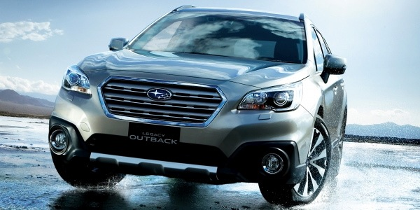 New safety upgrades on the 2016 Subaru Outback.
