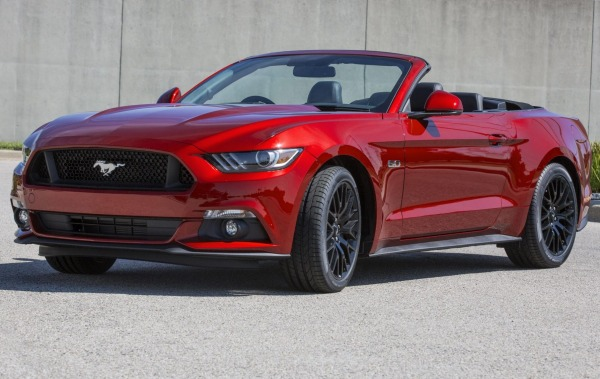 The Ford Mustang is the World's Best-Selling Sports Car in 2015