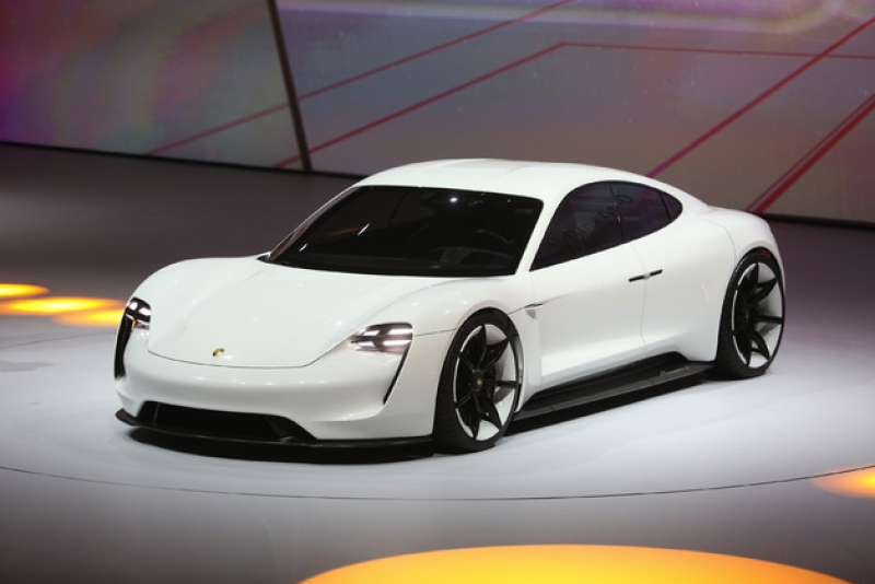 Porsche plans to launch all-electric Tesla competitor by 'end of decade'