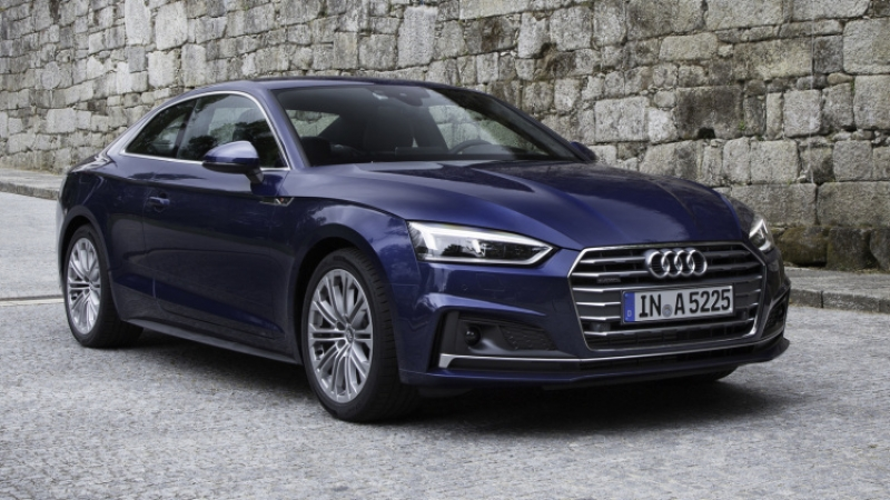 The 2017 Audi A5 looks and sounds terrific!