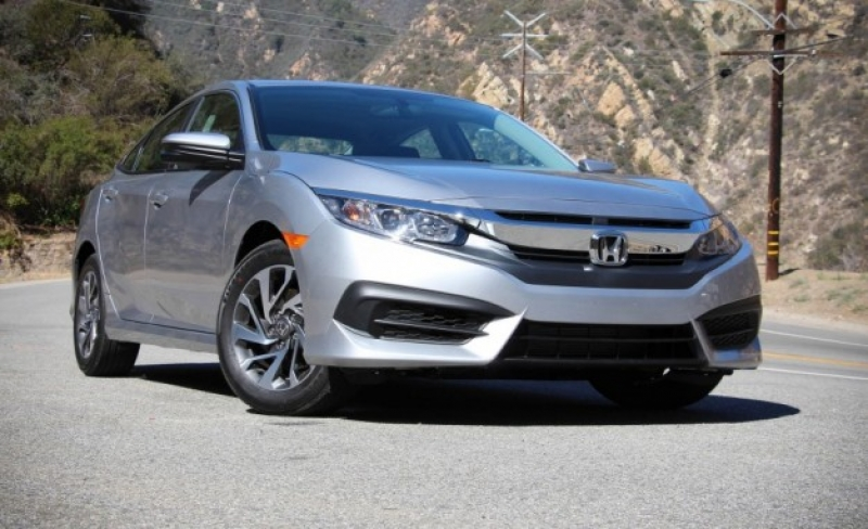 Honda announced a stop-sale order on new Civics