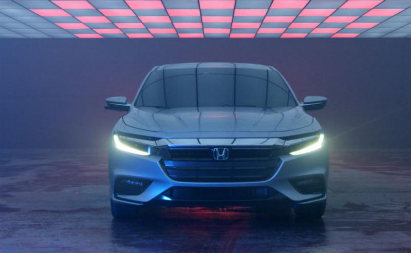 The Honda Insight Prototype
