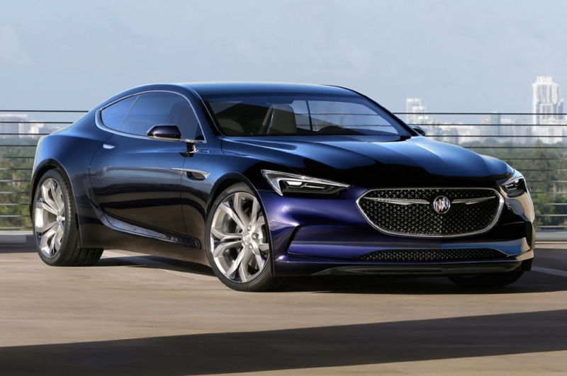 The Buick brand rejuvenates with the new Avista concept
