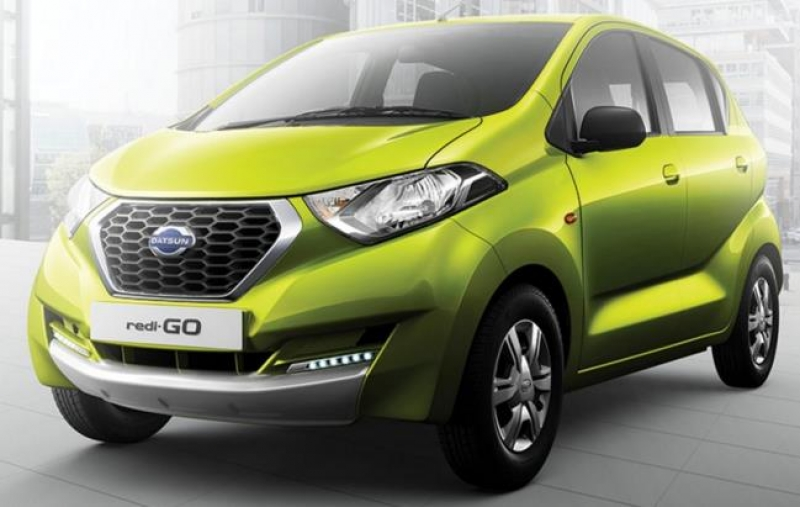 Nissan launching a 2016 model of : Datsun redi-GO