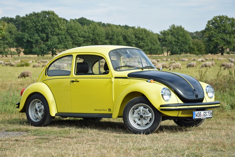 The 1972 Beetle GSR: one of the rarest VW's cars