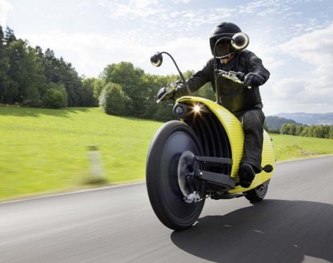 NEW MOTORCYCLES WITH ELECTRIC MOTORS