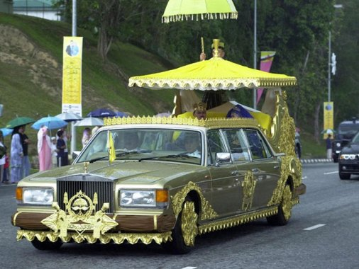 10 most expensive Limousines in the world!