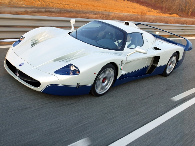 Maserati MC12 is being revived after 11 years!