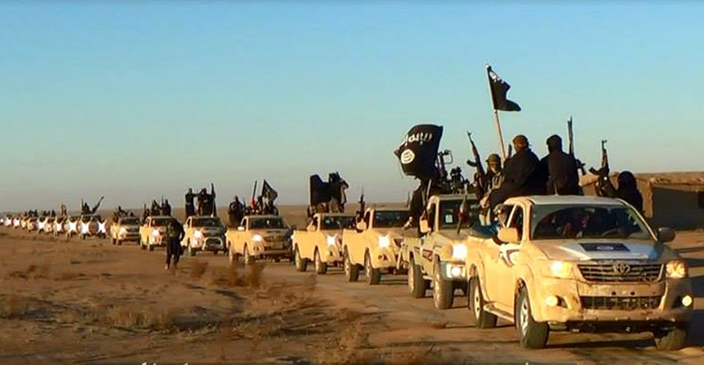 The mysterious Toyota popularity among IS fighters needs to be clarified